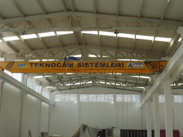 Overhead Cranes factory