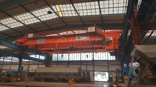 Overhead Cranes from France