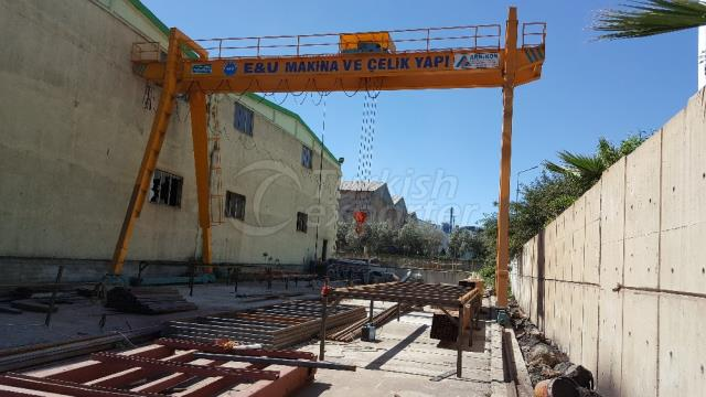 gantry crane for egypt