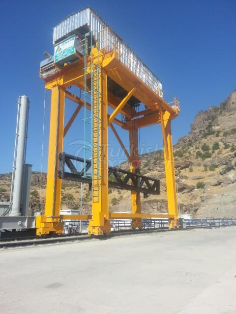 Morocco Gantry Cranes