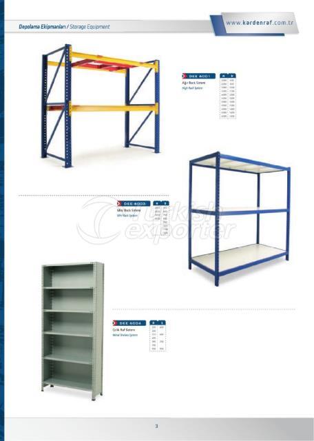 Storage Equipments