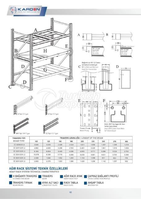 Heavy Rack System