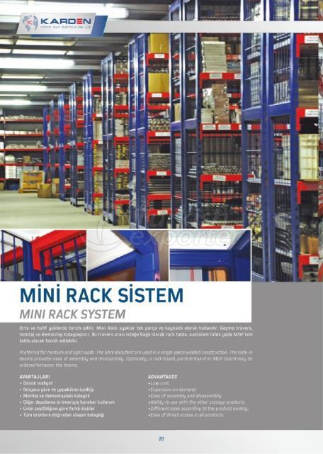 Mini Rack Systems