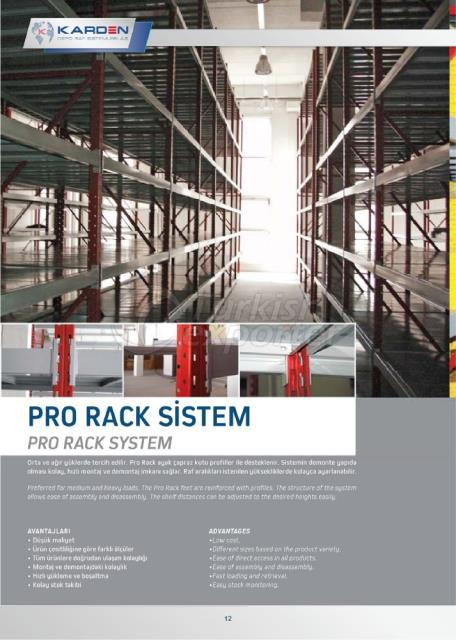 Pro Rack System