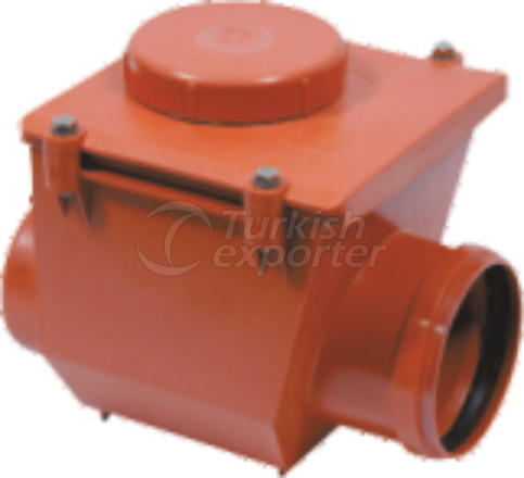 Dirty Water Check Valve