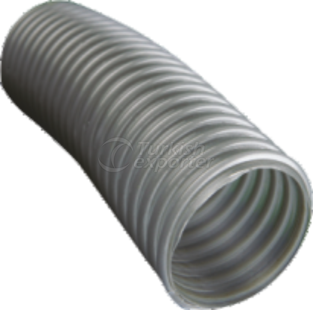 Gray Dust Suction Hose