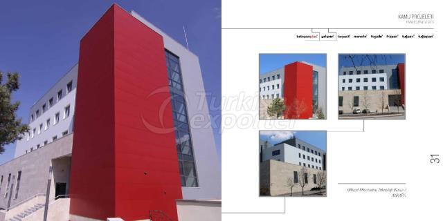 Bilkent Micronano Tech Building