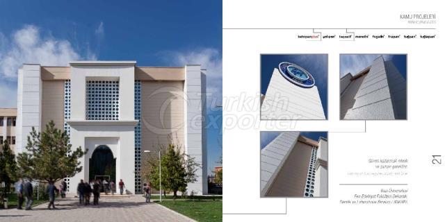 Gazi University Laboratory Buildings
