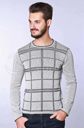 Man Knitting Jersey