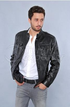 Man Leather Jacket