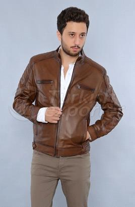 Man Leather Jacket Class