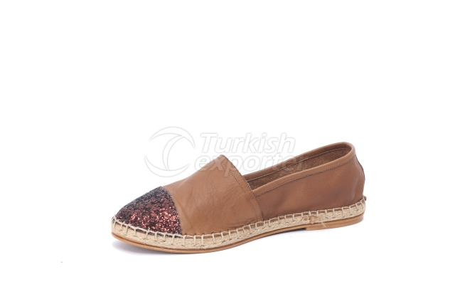 LADIES LEATHER SHOES - BGS91