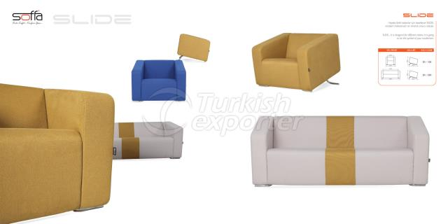 Slide Sofas
