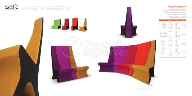 Keyben Armchair