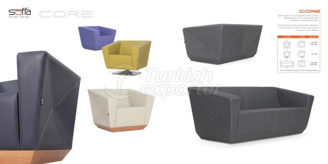 Core  Sofa Armchair