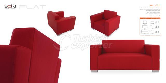 Flat Sofas