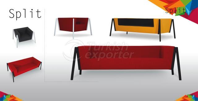 Split Sofas