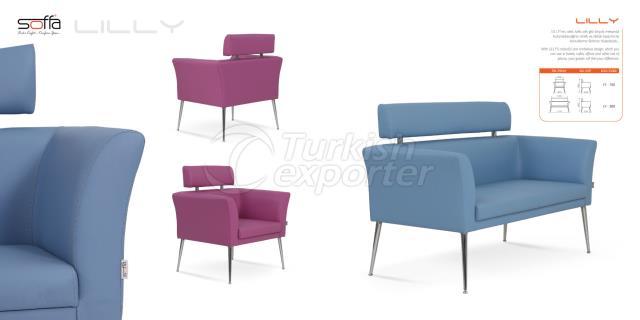Lily  Sofa Armchair
