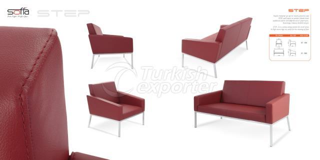 Step Sofa Armchair