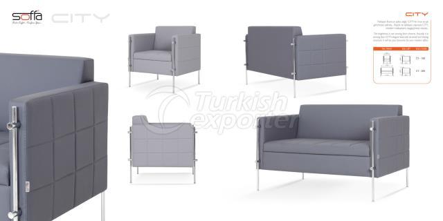 City Sofa Armchair