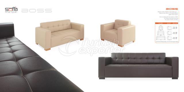 Boss Sofa Armchair