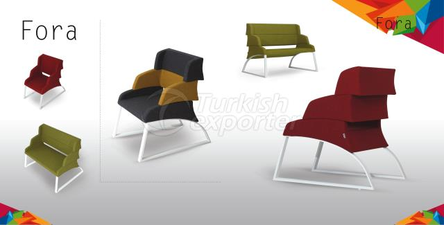 Fora Lounge Chair