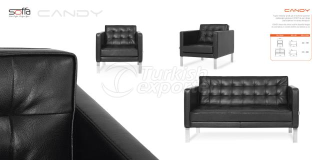 Candy  Sofas