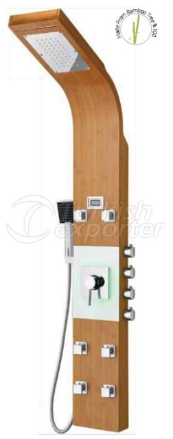 Shower Panel Legno