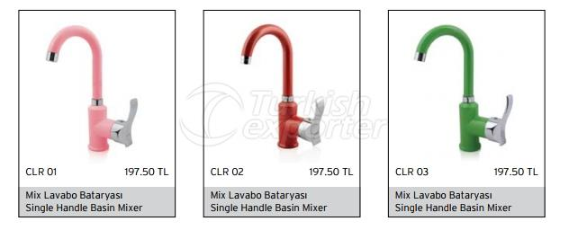 Wash Basin Mixers