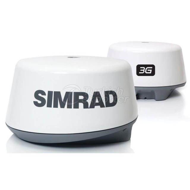 3G Radar BR24 BROADBAND