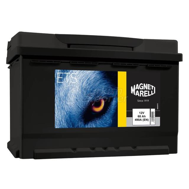 Magneti Marelli Battery 7112124