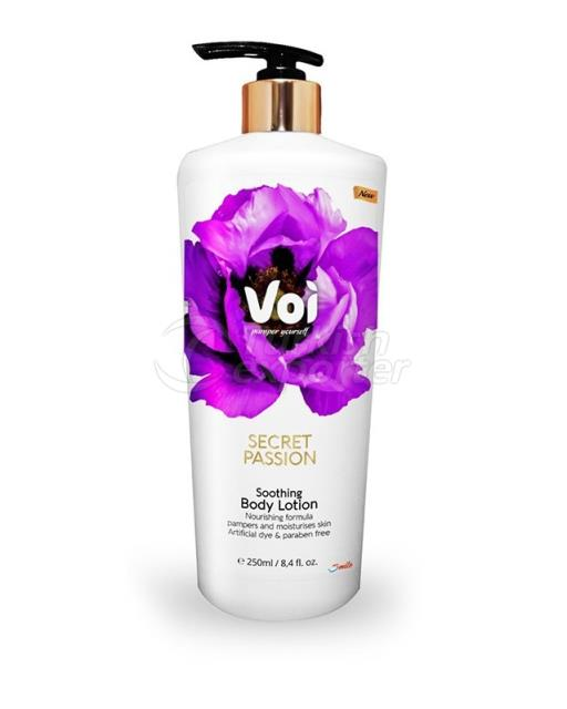 Body Lotion SECRET PASSION