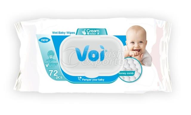 Baby Wet Wipes VOI2