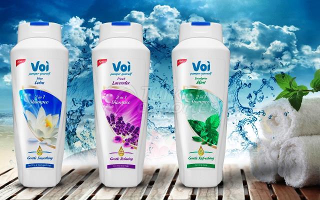 voi 2 in 1 hiar shampoo