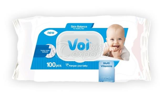 Baby Wet Wipes VOI3