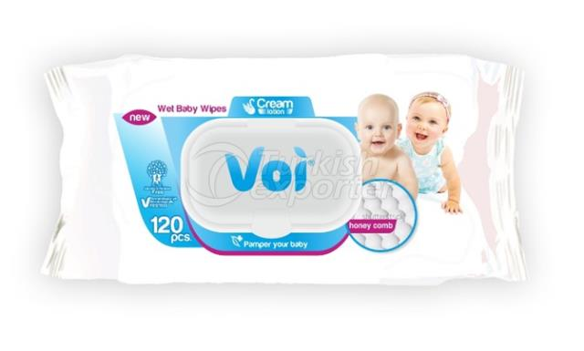 Baby Wet Wipes VOI7