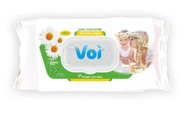Baby Wet Wipes VOI1
