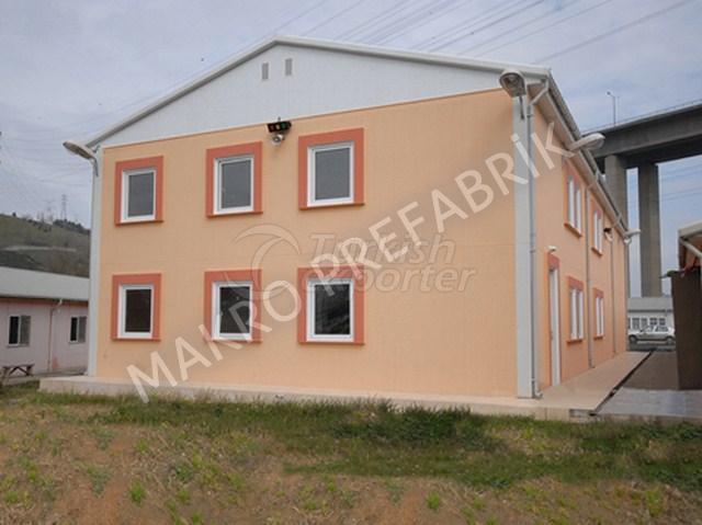 Prefabricated Social Facility