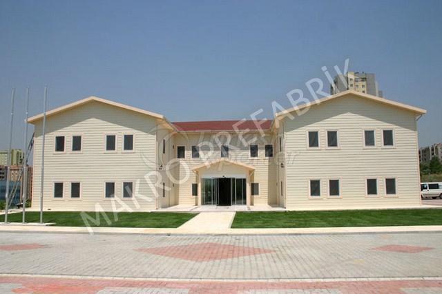 Prefabricated Office Buildings