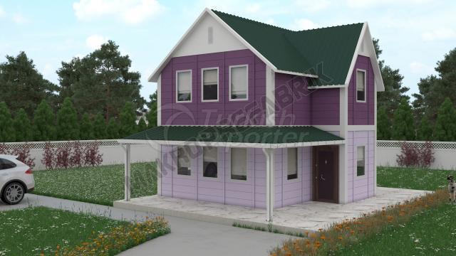 Double Floor Houses 101 m²
