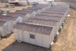 Prefabricated Disaster Relief Building