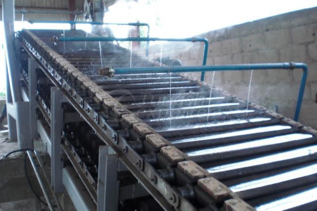 Ingot Conveyor