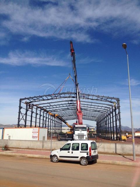 Steel Constructions