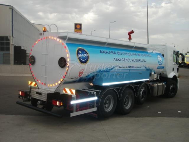 Water Tankers 13.000 LT
