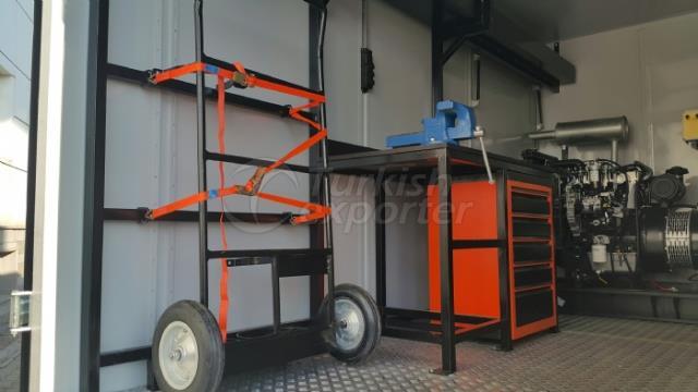 Mobil Welding Vehicles