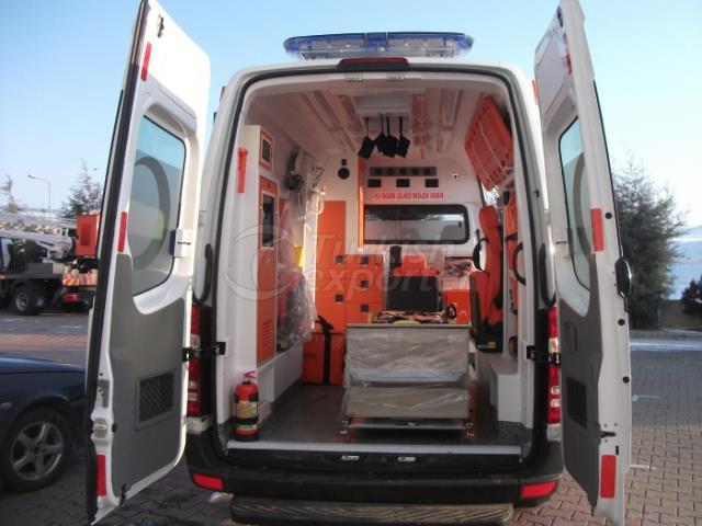 Emergency Action Ambulance