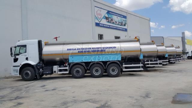 Water Tankers 20.000 LT