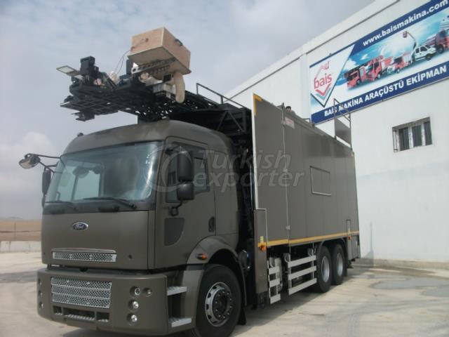 Defense Industry Vehicles BAİS KTS 1