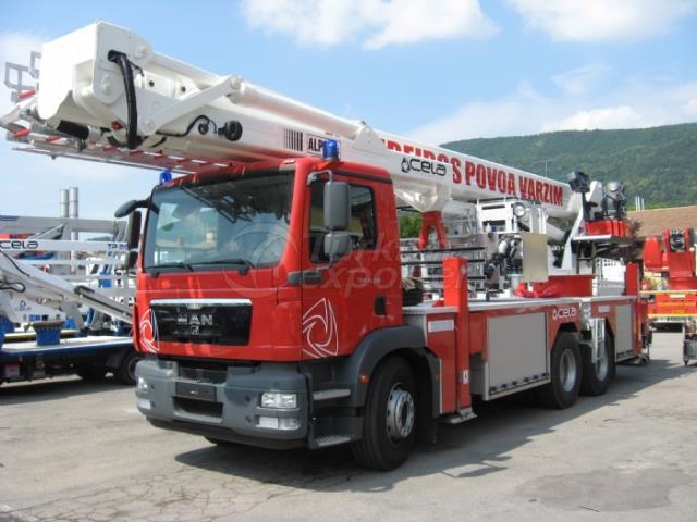 Snorkel Fire-Fighting Vehicles