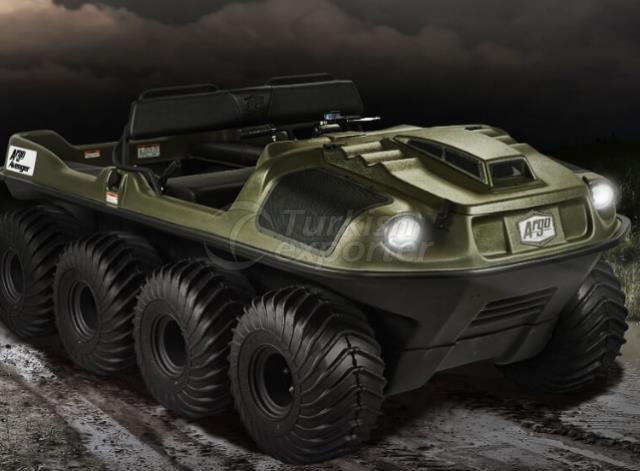 Argo Amphibious Vehicles Frontier  8x8ST